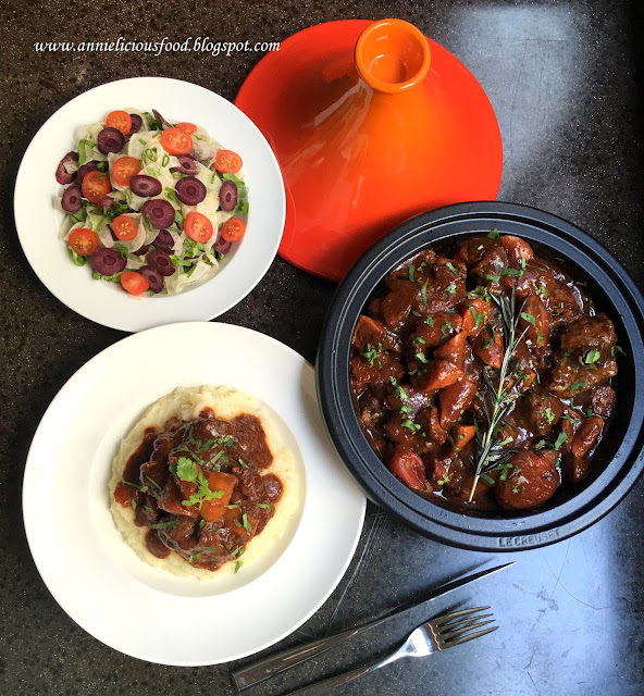 Lack Of Oxtail Stew Recipes Online But Mine Has Shorter List Ings Tho So It S Easier To Achieve Everything Is Available In Cold Storage
