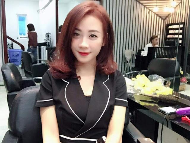 """Hermy Meo """"Đỗ Thu Hương"""" – Hot girl """"gửi ngàn lời yêu"""" đến đội tuyển Việt Nam"""