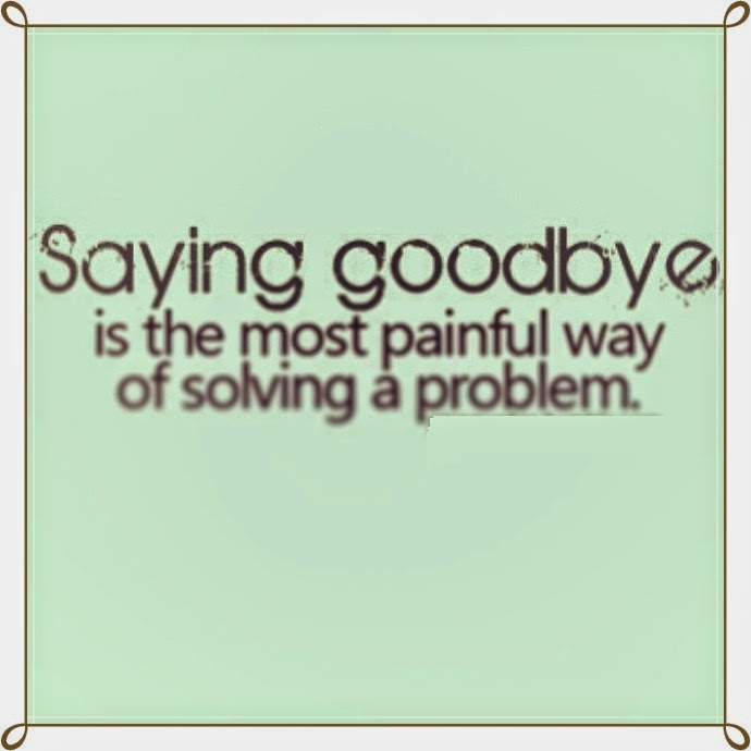 Quotes About Saying Good Bye: Cute Instagram Quotes