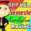 RPP Kelas 5 Semester 2 Kurikulum 2013 Revisi 2017 Semua Tema