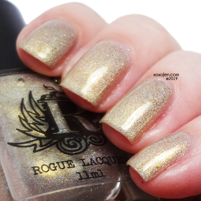 xoxoJen's swatch of Rogue Lacquer Thunder Bird