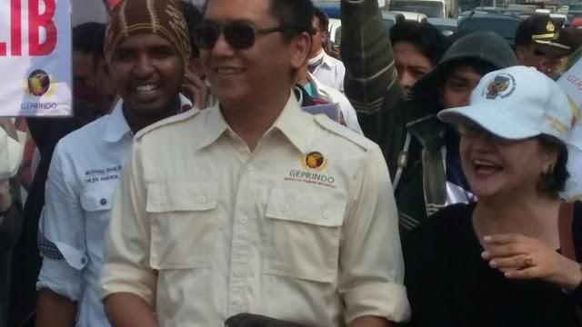Permudah Izin TKA, GEPRINDO: Jokowi Terkesan Didikte Asing