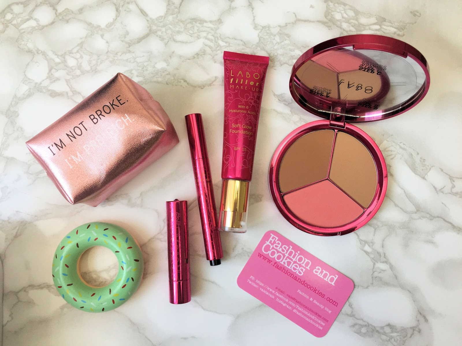 Labo Filler Make-Up Luxury Collection su Fashion and Cookies beauty blog, beauty blogger