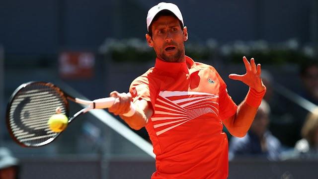 Djokovic đăng quang Madrid Open 2019