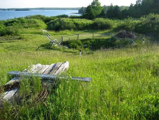 Oak Island Canada Dig
