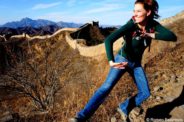 Great Wall Crouching Tiger, Hidden Dragon