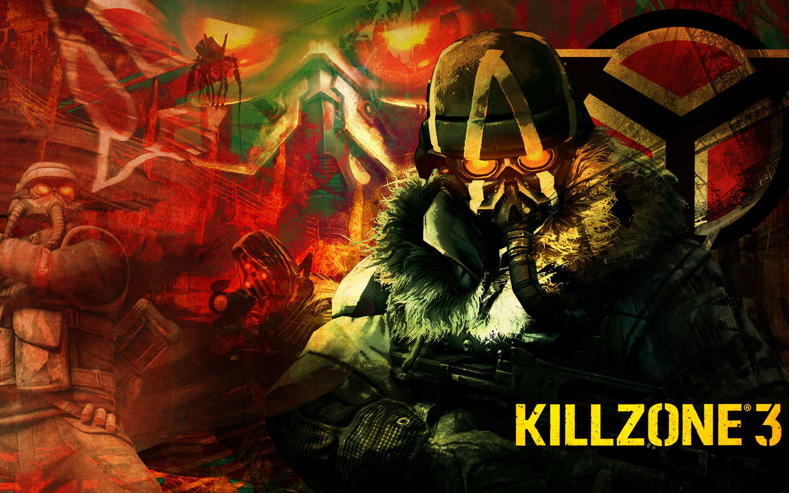 wallpapers killzone 3 game wallpapers. Black Bedroom Furniture Sets. Home Design Ideas