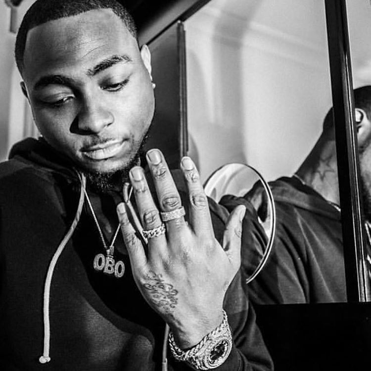 Davido Confirms 2nd Child On The Way.