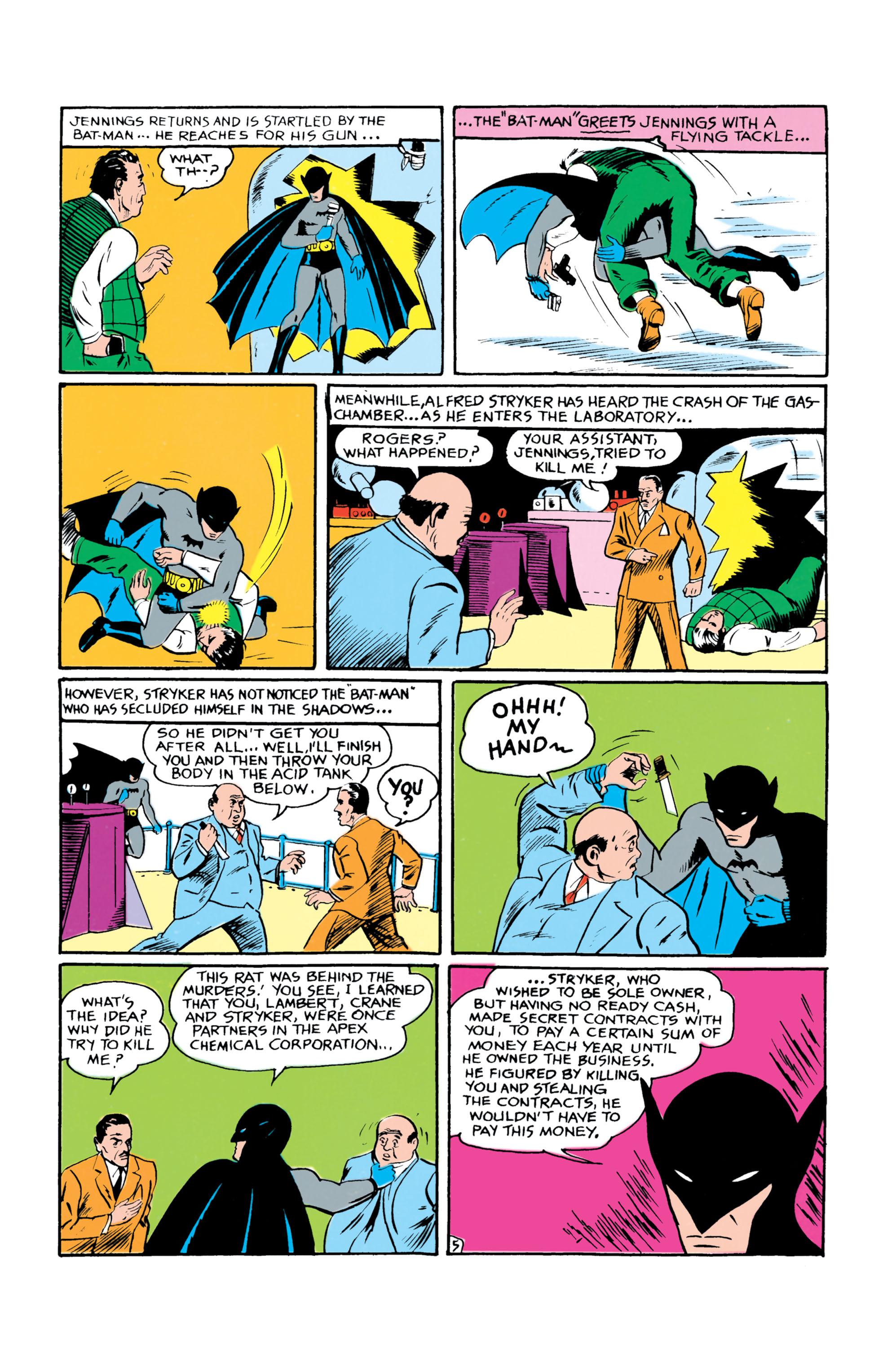 Detective Comics (1937) 627 Page 5
