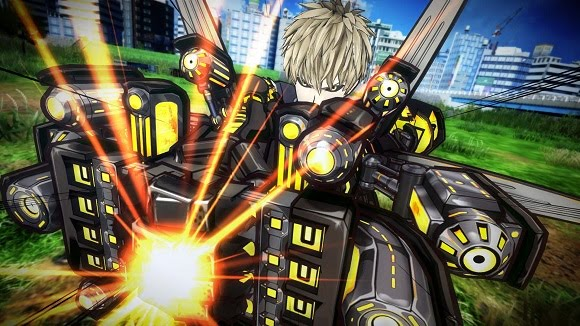 ONE PUNCH MAN A HERO NOBODY KNOWS Gameplay 3