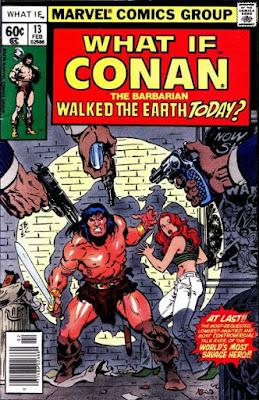 What If? #13, Conan