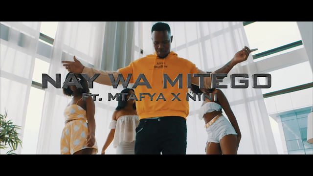 Download Mp4 VIDEO Nay Wa Mitego Ft Mtafya & Ninitz - Nishaachaga