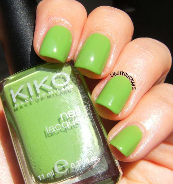 Kiko 297 Verde Acido