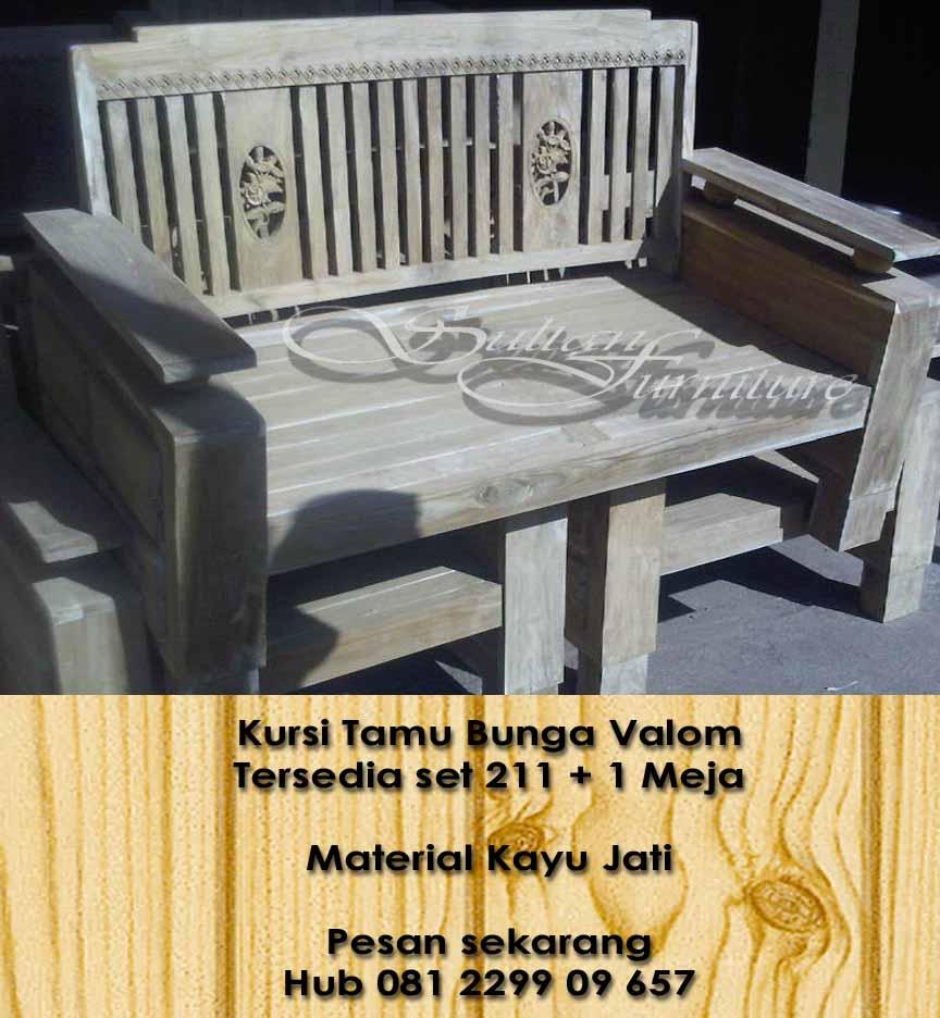 Jual Mebel Jati Kursi Tamu Jati Furniture Jepara