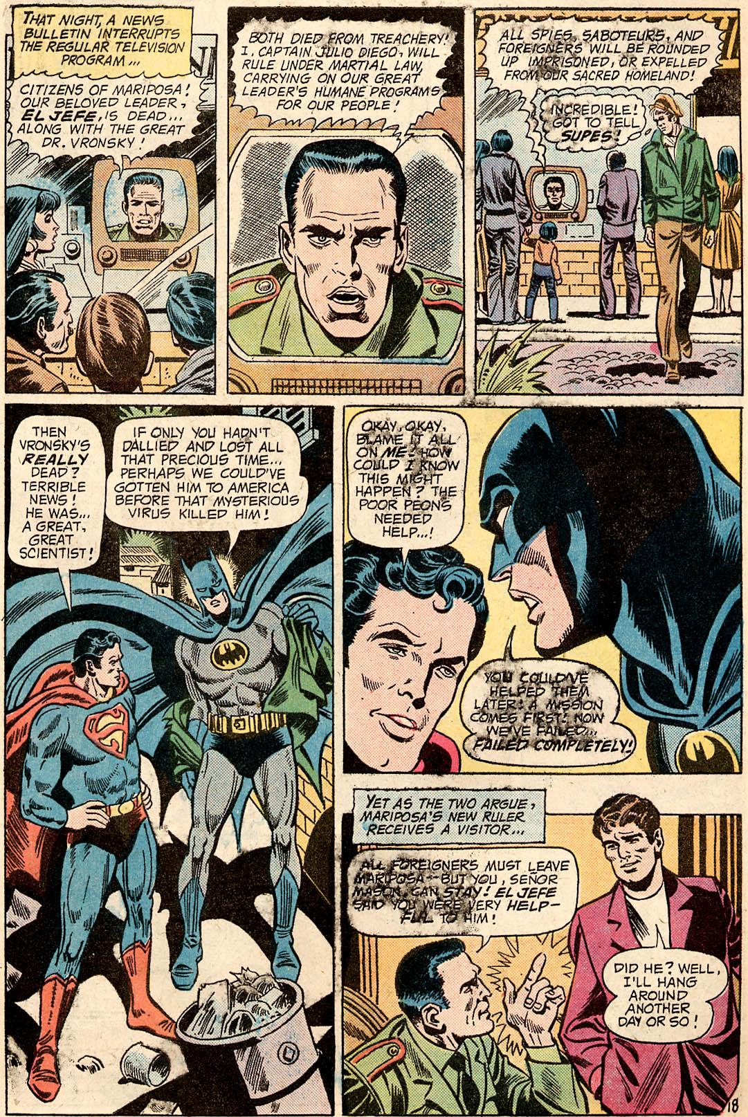 Read online World's Finest Comics comic -  Issue #226 - 20