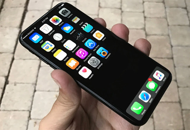 iPhone 8 No home button