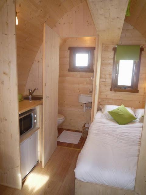 case in legno Megapod