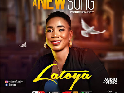 VIDEO & MP3: Latoya - Sing A New Song
