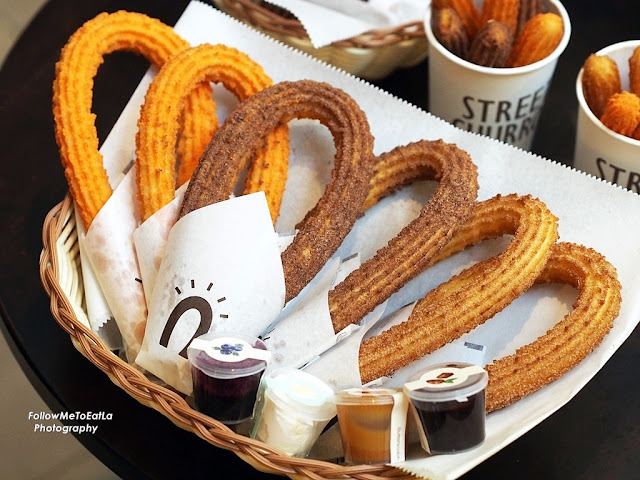 Street Churros Best Seller  Cinnamon Street Churros (RM 5.90)