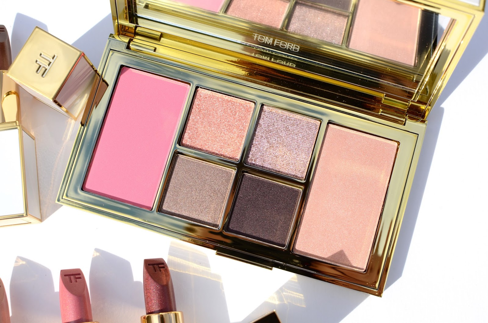 dress - Tom holiday ford makeup collection video