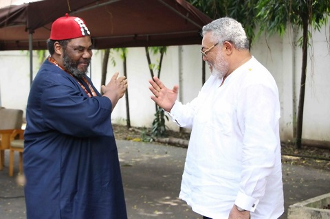 Nigerian actor Pete Edochie to speak at Rawlings June 4 lectures