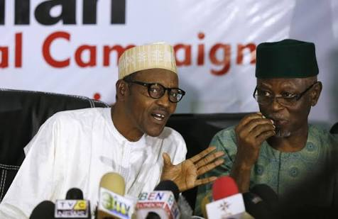 Buhari backs Oshiomhole against Oyegun as APC Chairman?