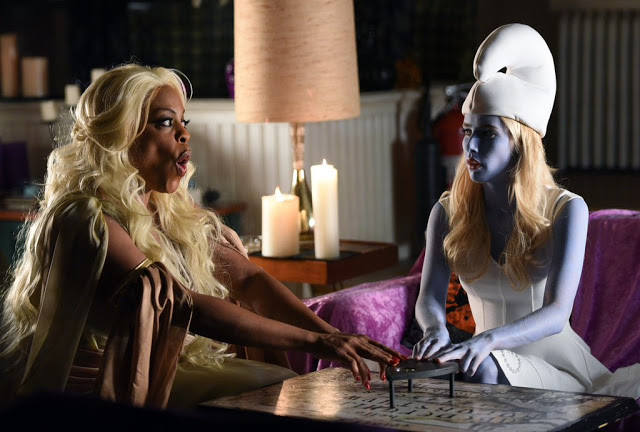 Audiencias del 2x04: 'Halloween Blues'