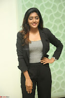 Actress Eesha Looks gorgeous in Blazer and T Shirt at Ami Tumi success meet ~  Exclusive 141.JPG
