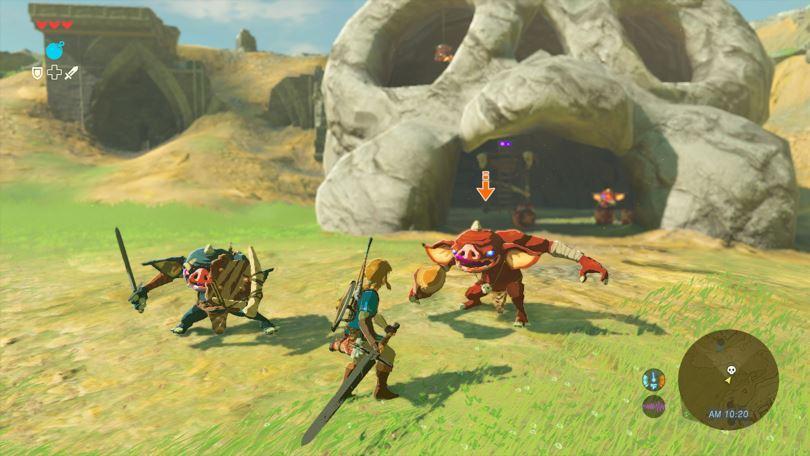 Podría haber título móvil de The Legend of Zelda