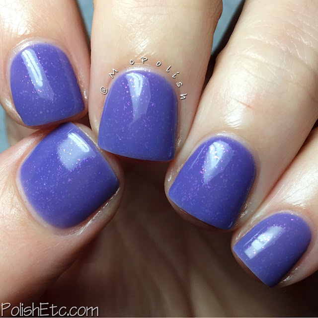 Great Lakes Lacquer - The Sunset Dissected Collection - McPolish - Lavender Light