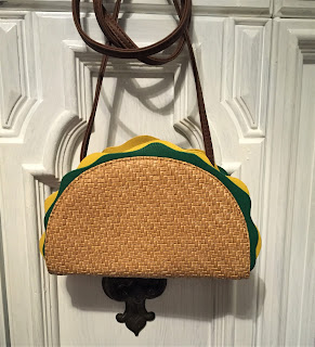 Walmart No Boundaries Taco Purse
