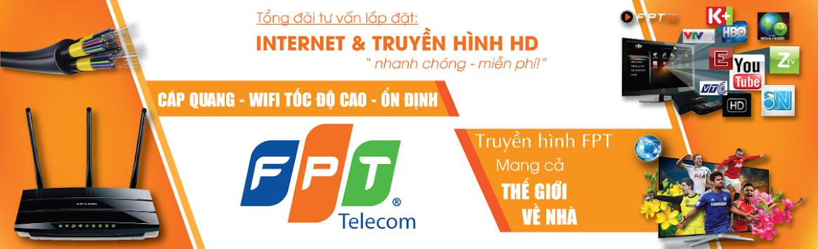 Lắp đặt mạng internet cáp quang wifi, truyền hình HD tại Long Biên, Gia Lâm