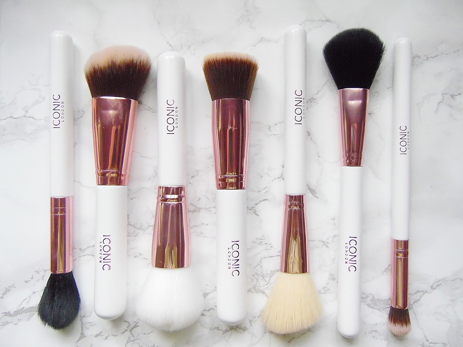 Iconic London Complete 9 Piece Face Set