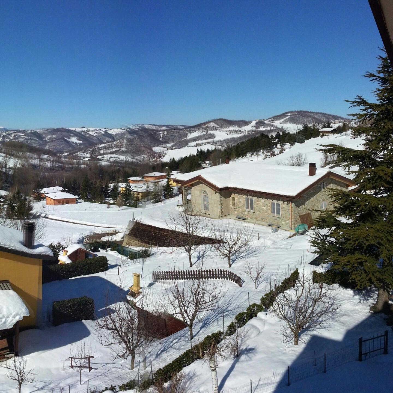 Paesaggio Di Montagna Fotografia Hd