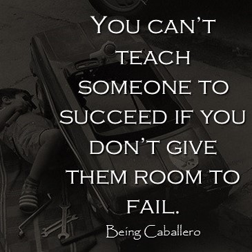 Being Caballero