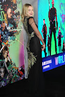 Margot Robbie Suicide Squad Premiere best red carpet dresses in New York