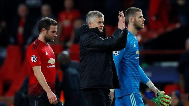Tiga Pemain Spanyol Mamchester United Sudah Berontak 2019