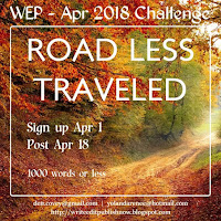 JOIN US FOR THE APRIL 2018 CHALLENGE!