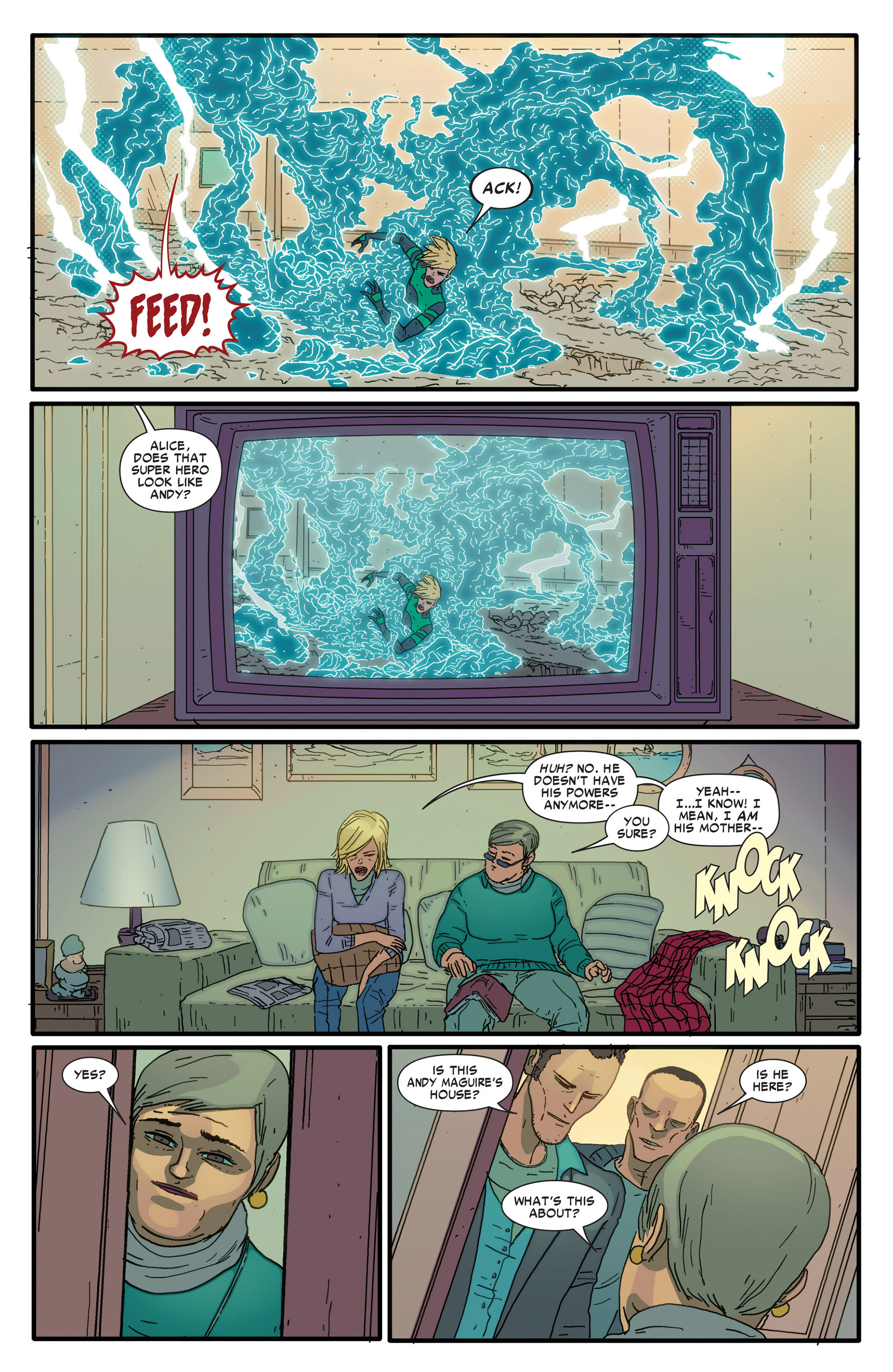 Read online Alpha - Big Time comic -  Issue #4 - 16