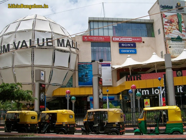 Top 9 Shopping Malls in Bangalore