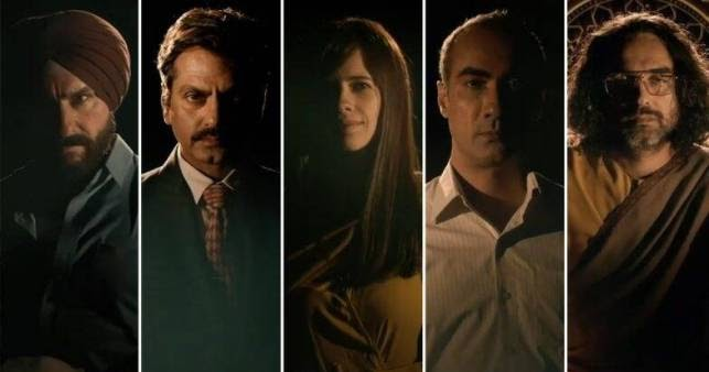 Sacred Games 2 2019 Web Series Full Star Cast Crew