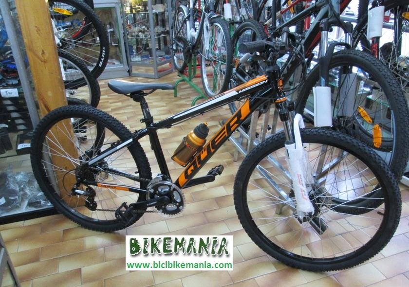 Blog bicicletas Bikemania: Bicicleta Quer Mission 1 14\