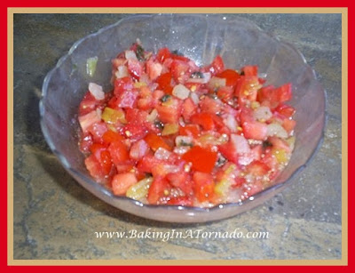 Pico de Gallo | www.BakingInATornado.com | #recipe