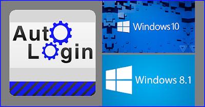 Αυτόματο Login Windows 8.1 - 10