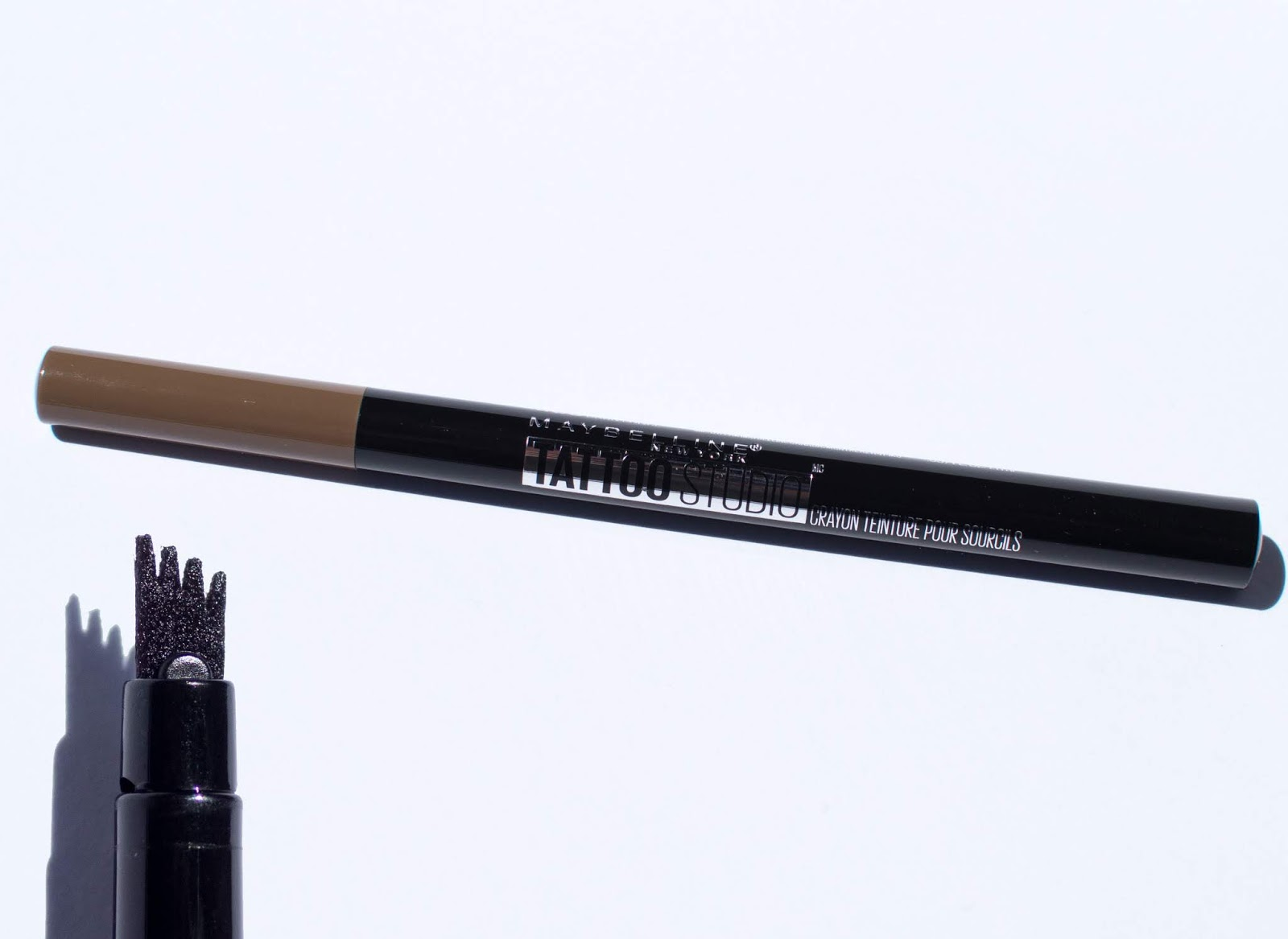 Maybelline TattooStudio Brow Tint Pen Makeup Review