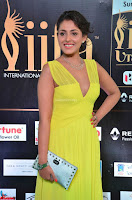 Madhu Shalini Looks Super Cute in Neon Green Deep Neck Dress at IIFA Utsavam Awards 2017  Day 2  Exclusive (18).JPG