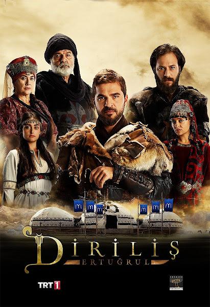 Ertugrul Ghazi (Dirilis Ertugrul) Season 1 Dual Audio [Urdu-Turkish] 720p HDRip 2.6 GB ESubs