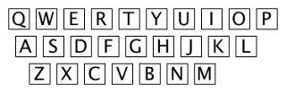 Gambar Qwerty