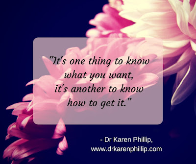 My Favourite Quote: Dr Karen Phillip, Counselling Psychotherapist and Clinical Hypnotherapist