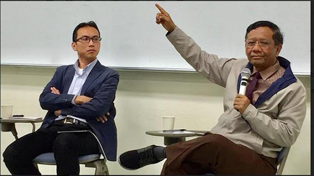Jawaban Mahfud MD Saat Ditanya Capres yang Berpeluang Menang Jokowi atau Prabowo